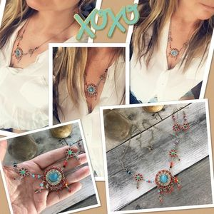 Jewelry - Mexican style jewelry set